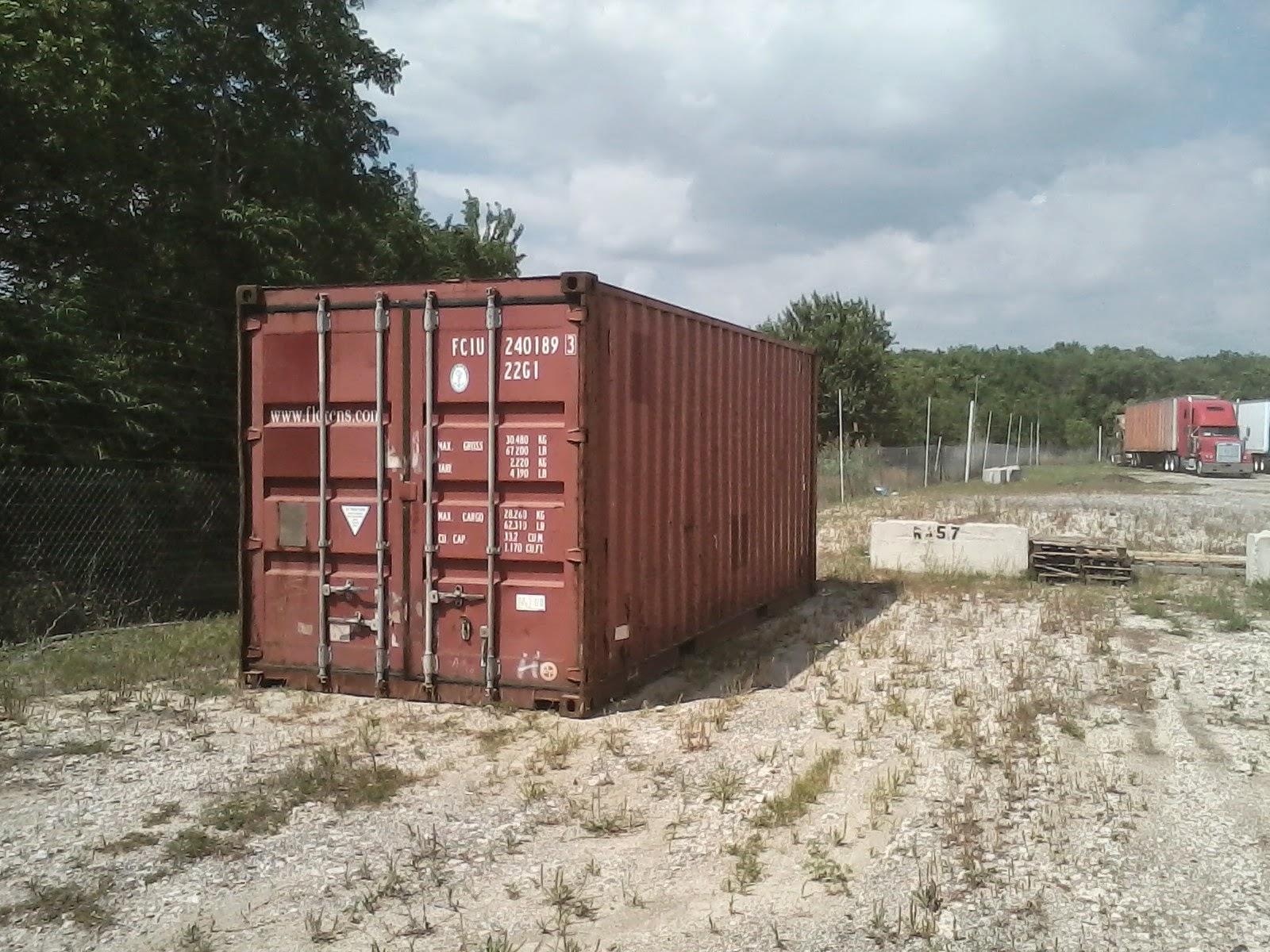 20u2032 Storage Container
